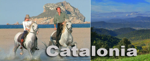 On horseback in Catalonia with Hidden Trails